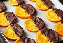 καραμελωμενα πορτοκαλια