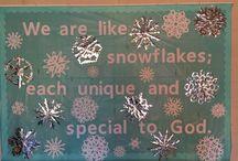 Church Bulletin boards