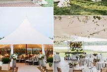 Tent Receptions