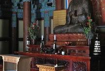 meditation spaces