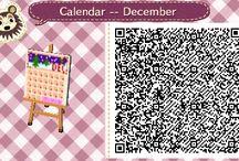 Animal Crossing - QR Codes / Animal Crossing: New Leaf / by Julie Beach