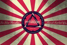 Académie Pythaore / Académie Pythagore Team Fernandez Jiu Jitsu Brésilien  Mixed Martial Arts http://www.pythagorejiujitsu.com/ #academiepythagore #kochalloween #koc