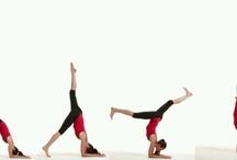 yoga/ healthy body