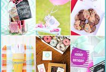 Mumma H party ideas