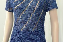 Seamless crochet