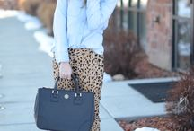 The Fashionist: Leopard / by StyledbyRyn