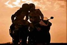 Foto de moto love