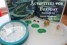 Tuesday by David Weisner / by Sara Howard