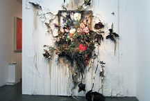 Decay/artwork based on decay, bacteria and inspiring shapes and forms / by Molly Burnip