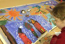 Little Artist / Talleres de Arte en Inglés