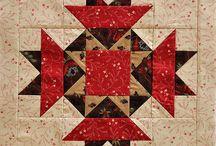 Quilt Blocks---- Autum