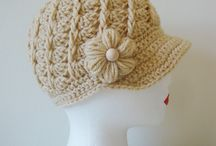 В'язані капелюшки