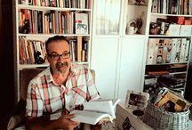 Entrevistas literarias / Entrevistas sobre literatura y libros publicados a escritores