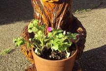 Garden Ornaments & Wood Craving
