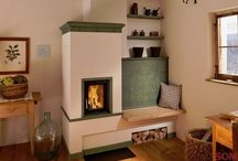 Tiled Stove Fireplaces