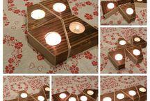 Rendelhető fa tárgyak / Mindenféle rendelhető tárgyak fából és fémből