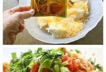 ideas comida fiestas