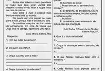 avaliações  ď português