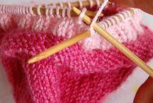Knitting Patterns, Techniques, Tips & Tricks