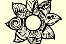 I love Tattoos and am looking for possible designs.  / by Brandie Fuller