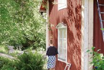 Pappa Sven's Summer Cabin