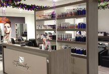 Hairdressing Salon Design