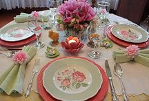 tablescapes&ideas =)(=