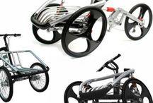 Bikes, trikes, cargo bikes, etc