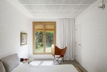 brick / interior