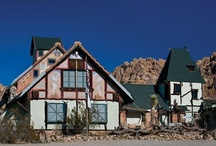Historical Sights / Go back in time and discover historic buildings and extraordinary landmarks that make the Antelope Valley unique.