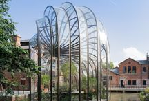 Glas architectuur