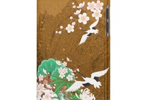 Kimono style iPhone Cases / Japanese Kimono inspired iPhone case by Seridesign