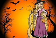 rapunzel halloween stoeries