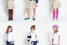 School uniforms for Amy