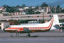 Aviones / Colección de varios tipos de aviones