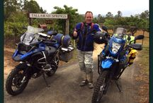 Dualsport Adventures / Cairns to Sydney Adventure ride