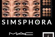 Sims 4 make-up