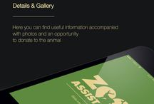 UX / UI Mobile_Museums / by Jodi Vautrin