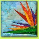 Retalhos  coloridos foundation