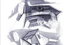 Car Design / Car drawing model and more...