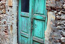 Vakre dører og porter