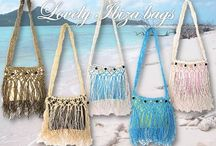Lovely Ibiza bags