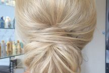 My blonde hairstyling & color