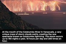 Unusual phenomena, life on our earth