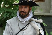 Men's Spanish garb