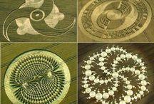 Crop Circles / ET art?