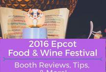 Epcot Food & Wine