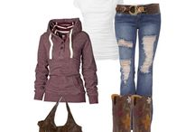 clothes I would wear / by Maddy Drury