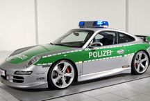 Kampangnenfahrzeug 2006/2005 / TECHART Porsche 911