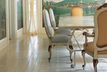wood plank flooring / by Kim Rowland (Today is My Someday)